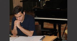 Professor Amir Hossein Eslami Joined Attitude of Pioneer Thinkers Scientific Committee Photo