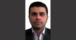 Professor Dr. Ebrahim Ahmadi Joined Attitude of Pioneer Thinkers Scientific Committee Photo